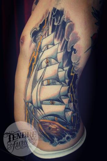 Ship / Flank